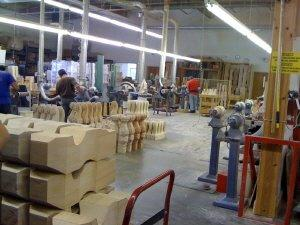 Production Wood Carving Wildlife In Wood Inc